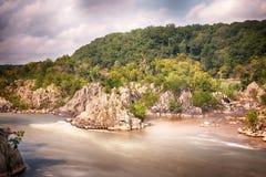Μεγαλοπρεπής άποψη Potomac στοκ φωτογραφία με δικαίωμα ελεύθερης χρήσης