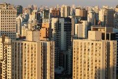 Μεγαλουπόλεις της Νότιας Αμερικής Στοκ Φωτογραφία