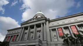 Μεγαλοπρεπές μνημείο ανώτατων δικαστηρίων φιλμ μικρού μήκους