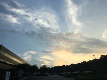 Μεγαλοπρεπής ουρανός στοκ εικόνα με δικαίωμα ελεύθερης χρήσης