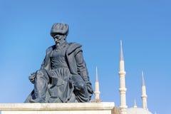 μεγαλύτερο μουσουλμανικό τέμενος selimiye Τουρκία edirne στοκ εικόνα με δικαίωμα ελεύθερης χρήσης