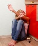μεθυσμένη γυναίκα Στοκ φωτογραφίες με δικαίωμα ελεύθερης χρήσης
