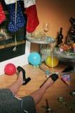 μεθυσμένο συμβαλλόμεν&omicron Στοκ φωτογραφίες με δικαίωμα ελεύθερης χρήσης