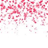 μειωμένες καρδιές ανασκό&p Διανυσματικό άσπρο υπόβαθρο