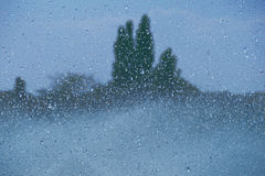 Μειωμένες πτώσεις μιας πηγής Στοκ Φωτογραφίες