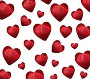 μειωμένη καρδιά διανυσματική απεικόνιση