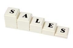 μειωμένος πωλήσεις Στοκ Εικόνες