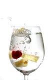 μειωμένο γυαλί καρπού στοκ φωτογραφία με δικαίωμα ελεύθερης χρήσης