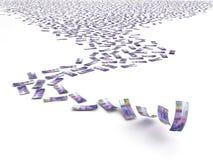 Μειωμένο ελβετικό φράγκο ελεύθερη απεικόνιση δικαιώματος