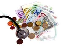 μειωμένο οικονομικό ποσοστό διαγραμμάτων κρίσης Στοκ Εικόνες