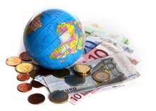 μειωμένο οικονομικό ποσοστό διαγραμμάτων κρίσης Στοκ Εικόνα