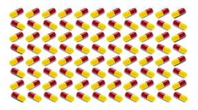 Μειωμένο φάρμακο χαπιών και ταμπλετών στοκ φωτογραφία με δικαίωμα ελεύθερης χρήσης