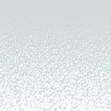 Μειωμένο χιόνι στο ελαφρύ υπόβαθρο Χριστούγεννα απεικόνιση αποθεμάτων