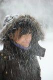 μειωμένο χιόνι Στοκ Εικόνες