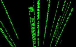 Μειωμένο ύφος μητρών κώδικα υπολογιστών απόθεμα βίντεο