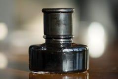 μελάνι μπουκαλιών Στοκ φωτογραφία με δικαίωμα ελεύθερης χρήσης
