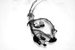 μελάνι ροής Στοκ φωτογραφία με δικαίωμα ελεύθερης χρήσης