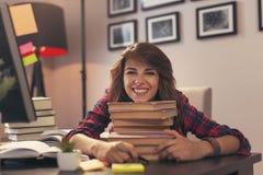 Μελέτη γυναικών στοκ φωτογραφία με δικαίωμα ελεύθερης χρήσης