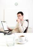 μελέτη επιχειρηματιών στοκ εικόνες με δικαίωμα ελεύθερης χρήσης