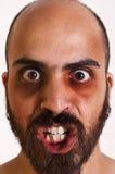 μελαχροινό αστείο άτομο &ka στοκ φωτογραφία με δικαίωμα ελεύθερης χρήσης