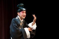 μελετητής οπερών της Κίνα&sig Στοκ φωτογραφία με δικαίωμα ελεύθερης χρήσης