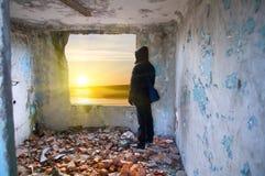 μελλοντική ελπίδα Στοκ φωτογραφία με δικαίωμα ελεύθερης χρήσης