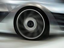 μελλοντική ταχύτητα Στοκ Εικόνες