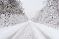 μελλοντικός δρόμος Στοκ Εικόνες