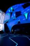μελλοντικό περίπτερο Σα&g στοκ φωτογραφία με δικαίωμα ελεύθερης χρήσης