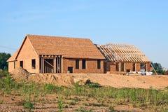 μελλοντικό σπίτι Στοκ φωτογραφία με δικαίωμα ελεύθερης χρήσης