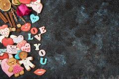 Μελοψώματα για την αγάπη ή marrige Στοκ Εικόνες