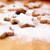 μελόψωμο μπισκότων Στοκ φωτογραφίες με δικαίωμα ελεύθερης χρήσης