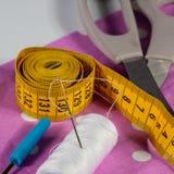 Μεμονωμένα ράβοντας εργαλεία Στοκ φωτογραφία με δικαίωμα ελεύθερης χρήσης