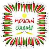 Μεξικάνικα τρόφιμα Στοκ Φωτογραφίες