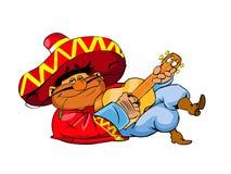 μεξικάνικα Στοκ Εικόνα