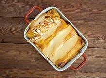 Μεξικάνικα enchiladas τροφίμων Στοκ φωτογραφίες με δικαίωμα ελεύθερης χρήσης