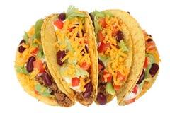 μεξικάνικα tacos Στοκ Φωτογραφίες