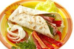 μεξικάνικα tortillas Στοκ φωτογραφίες με δικαίωμα ελεύθερης χρήσης