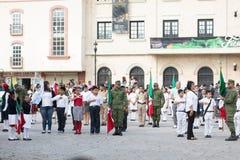 Μεξικάνικες Ένοπλες Δυνάμεις στοκ εικόνα