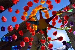 Μεξικάνικες παραδόσεις στοκ εικόνα με δικαίωμα ελεύθερης χρήσης