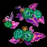 Μεξικάνικη ανθοδέσμη λουλουδιών Στοκ φωτογραφία με δικαίωμα ελεύθερης χρήσης
