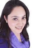 Μεξικάνικη επιχειρησιακή γυναίκα στοκ εικόνες με δικαίωμα ελεύθερης χρήσης