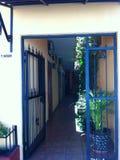 Μεξικάνικη πόρτα Στοκ φωτογραφία με δικαίωμα ελεύθερης χρήσης