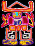 Μεξικάνικο άτομο βασιλιάδων Στοκ εικόνα με δικαίωμα ελεύθερης χρήσης