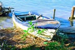 Μεξικάνικο αλιευτικό σκάφος Στοκ Εικόνες