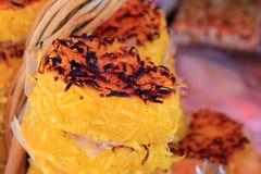 Μεξικάνικο γλυκό καρύδων Στοκ Εικόνες