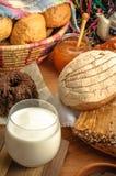 Μεξικάνικο γλυκό ψωμί Στοκ φωτογραφία με δικαίωμα ελεύθερης χρήσης