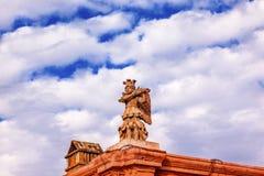 Μεξικάνικο ινδικό άγαλμα SAN Miguel de Allende Μεξικό στοκ φωτογραφίες με δικαίωμα ελεύθερης χρήσης