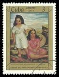 Μεξικάνικο κορίτσι από Arche Στοκ Εικόνες