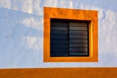 Μεξικάνικο παράθυρο Στοκ Φωτογραφία